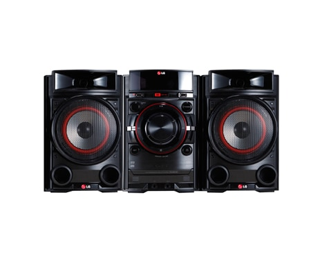 LG Speakers & Sound Systems CM4330 1