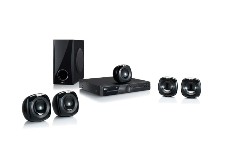 LG Home Cinema Systems HT305SU thumbnail 1
