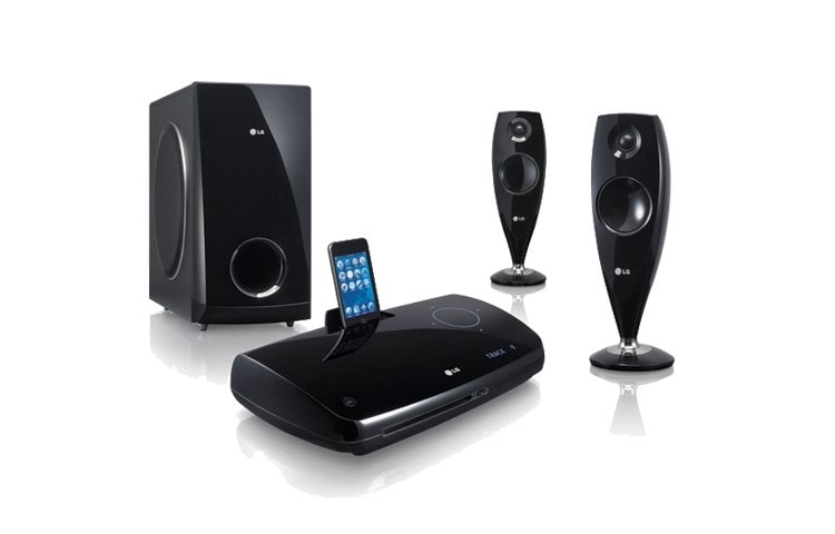 LG Home Cinema Systems HT33S thumbnail 2