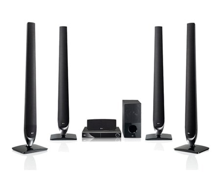 LG Home Cinema Systems HT806TH 1