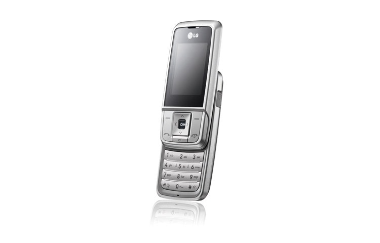 LG Mobile Phones Mobile Phone with 1.3 MP Camera, Tri-band, FM Radio, Polyphonic Ringtones thumbnail 1
