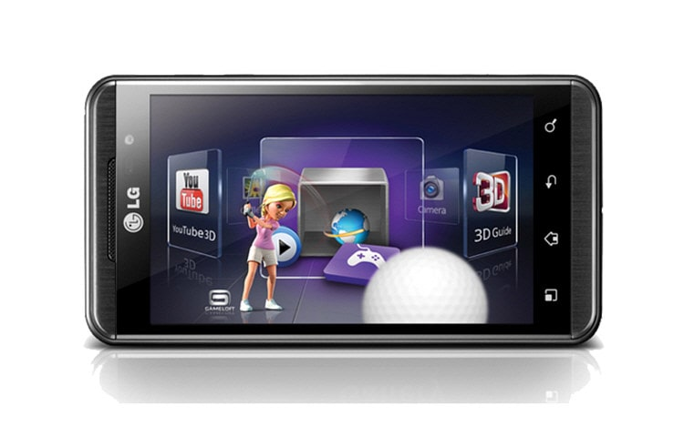 ... LG Mobile Phones Optimus 3D thumbnail 6 ...