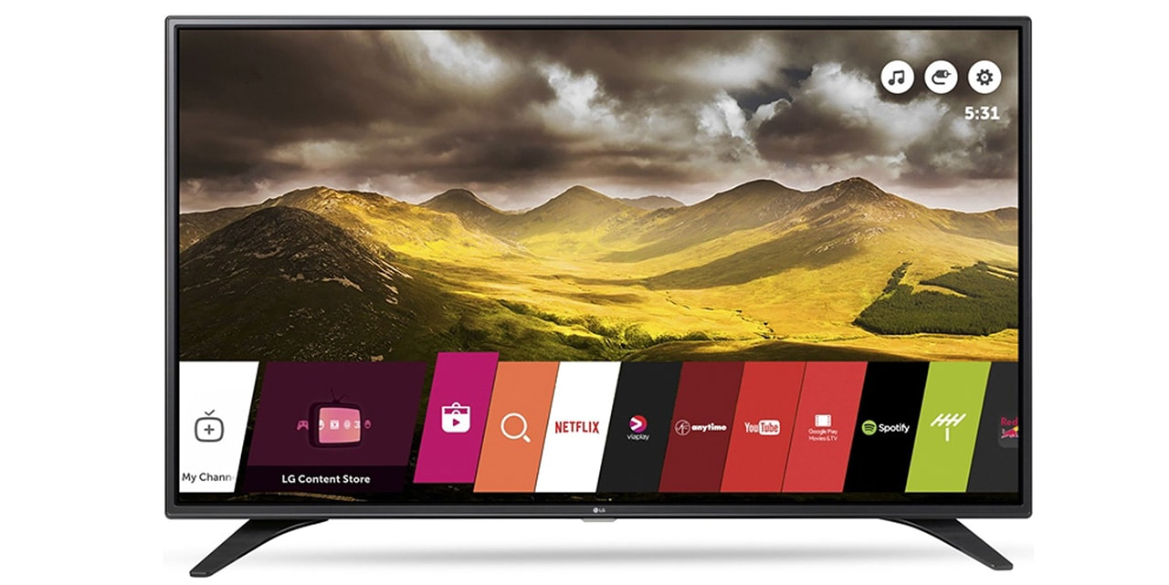 Installing Apps From The Lg Content Store