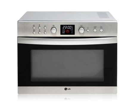 Lg Combination Oven Capacity 31l Double Fan Auto Defrost