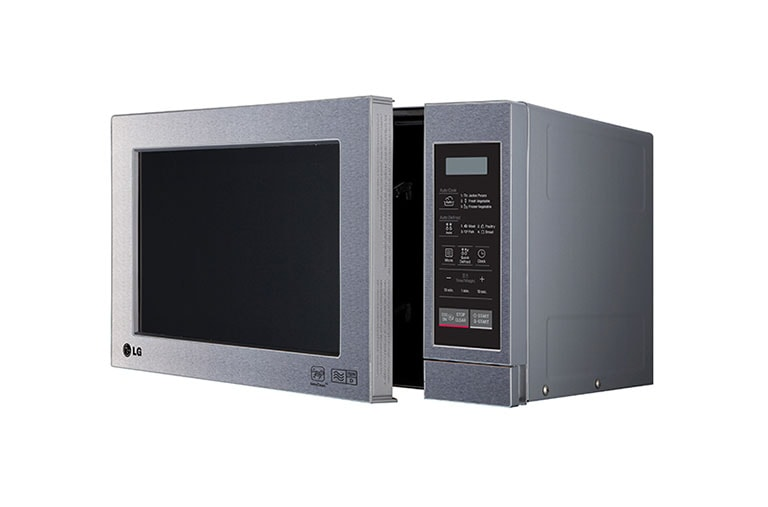 Lg Ms2044v 20 Litre Microwave With Iwave Technology And