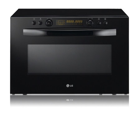 Lg Mp9287nb Microwave Oven Solarcubetm All In One Oven