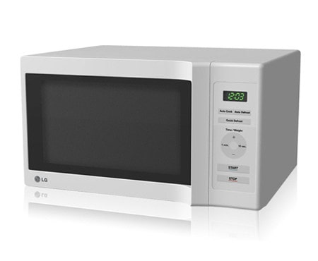 Lg Ms1947c Microwave Oven Modern Square Microwave With
