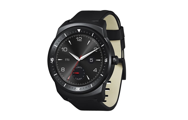LG Smart Watches G Watch R thumbnail 2