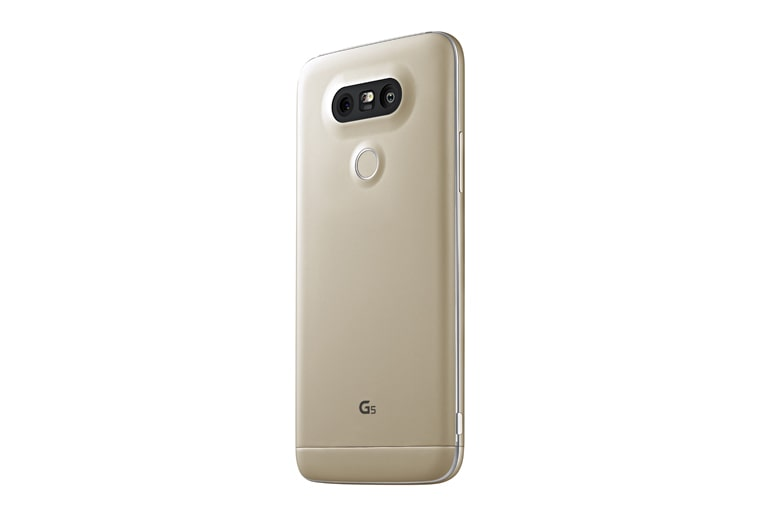 Mobile Phones LG G5 Gold thumbnail 6