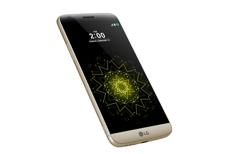 Mobile Phones LG G5 Gold thumbnail 7