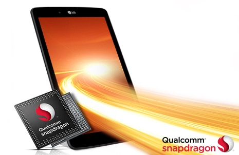 1.2GHz Quad-core Processor