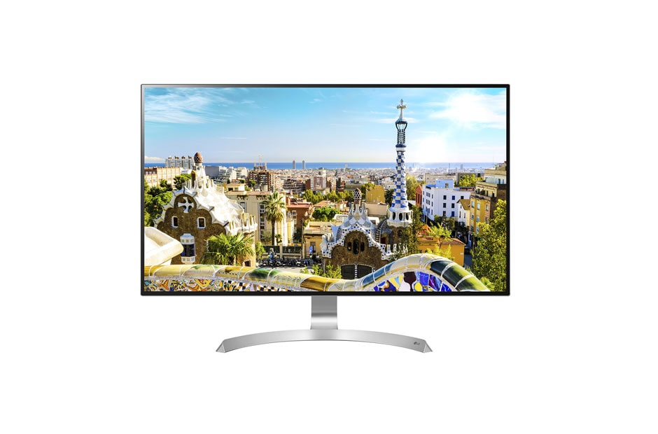 31 5 UHD 4K 4-Side Borderless HDR Monitor
