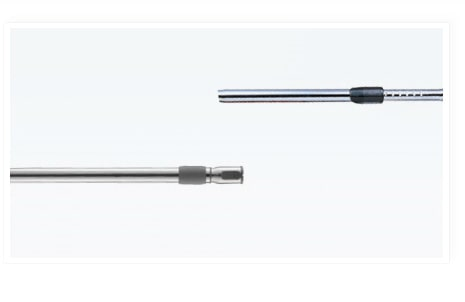 One Touch Metal Telescopic Pipe