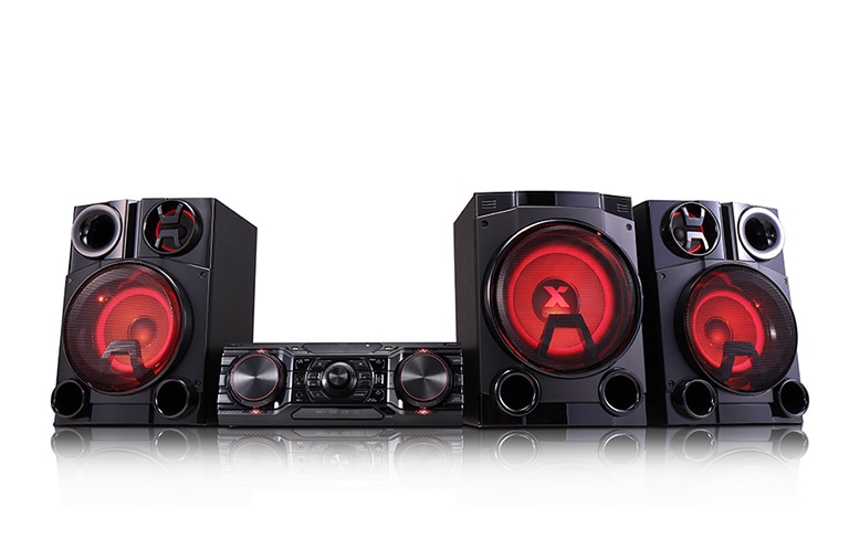 LG Speakers & Sound Systems CM8460 thumbnail 1