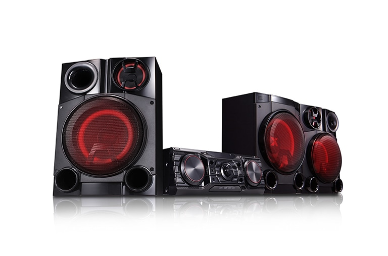 LG Speakers & Sound Systems CM8460 thumbnail 3