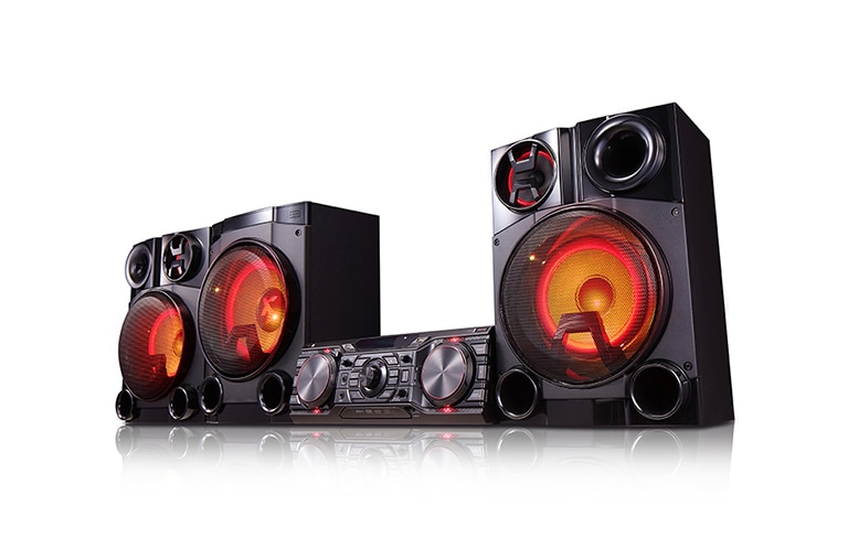 LG Speakers & Sound Systems CM8460 thumbnail +3