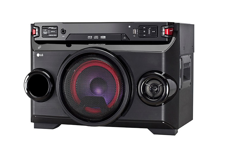 LG Speakers & Sound Systems OM4560 thumbnail 3