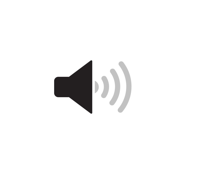 There is a speakerphone icon.
