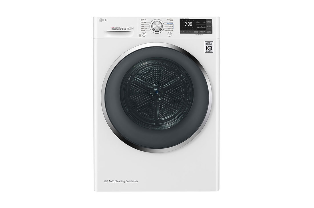 LG Tumble Dryers RC80U2AV2W 1