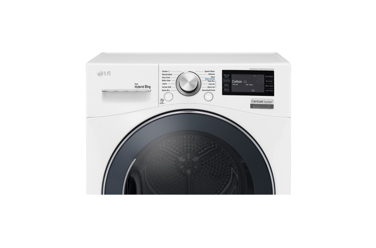 LG Tumble Dryers RC8084AV3W thumbnail 10