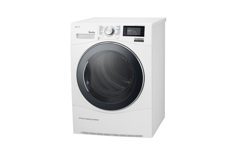 LG Tumble Dryers RC8084AV3W thumbnail 2