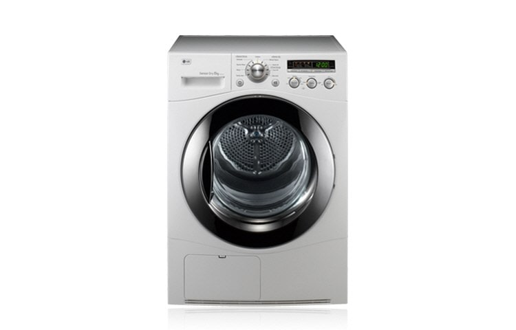 LG Tumble Dryers RC8015A thumbnail 1