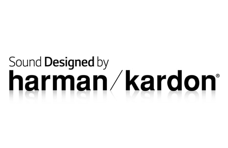 SOUND DESIGNED BY HARMAN KARDON