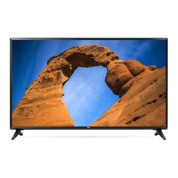 "43"" LG Smart TV with webOS1"