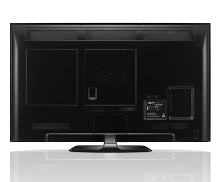 how to find out a lg tvs remote code