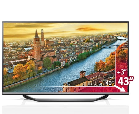 43 Tv 43uf770v Ultra Hd Tv 4k Resolution Features Reviews Lg Uk