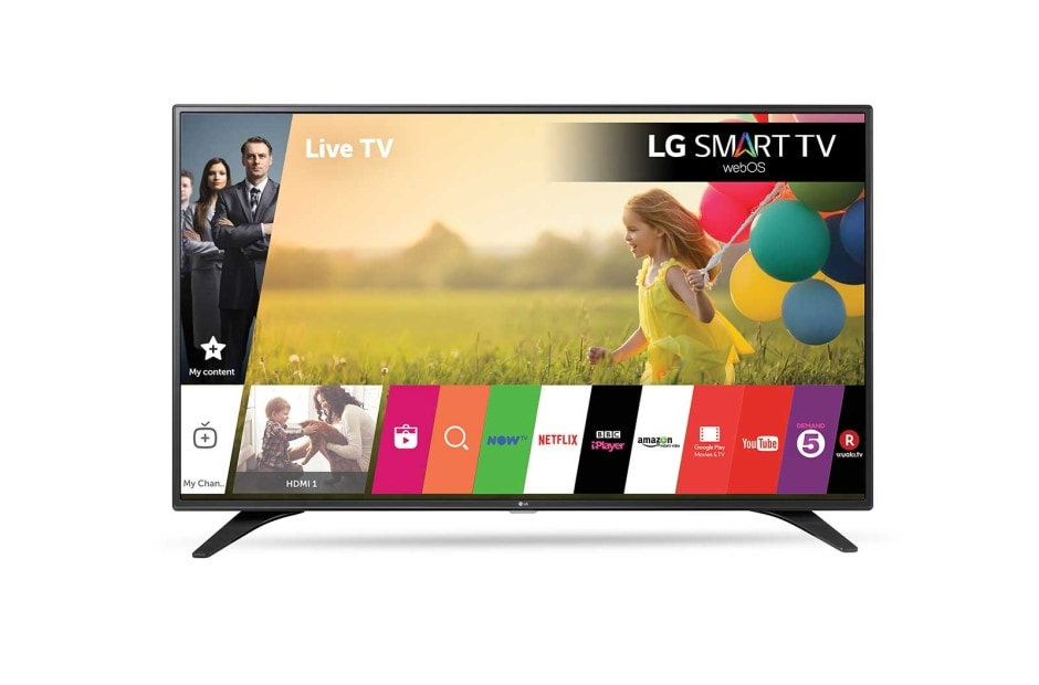 32 inch Smart TV with webOS | LG 32LH604V | LG UK