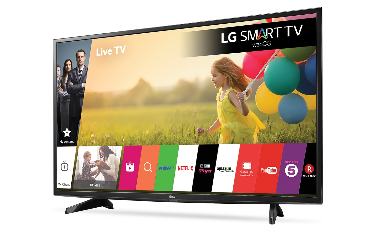 49 inch smart tv with webos lg 49lh590v lg uk