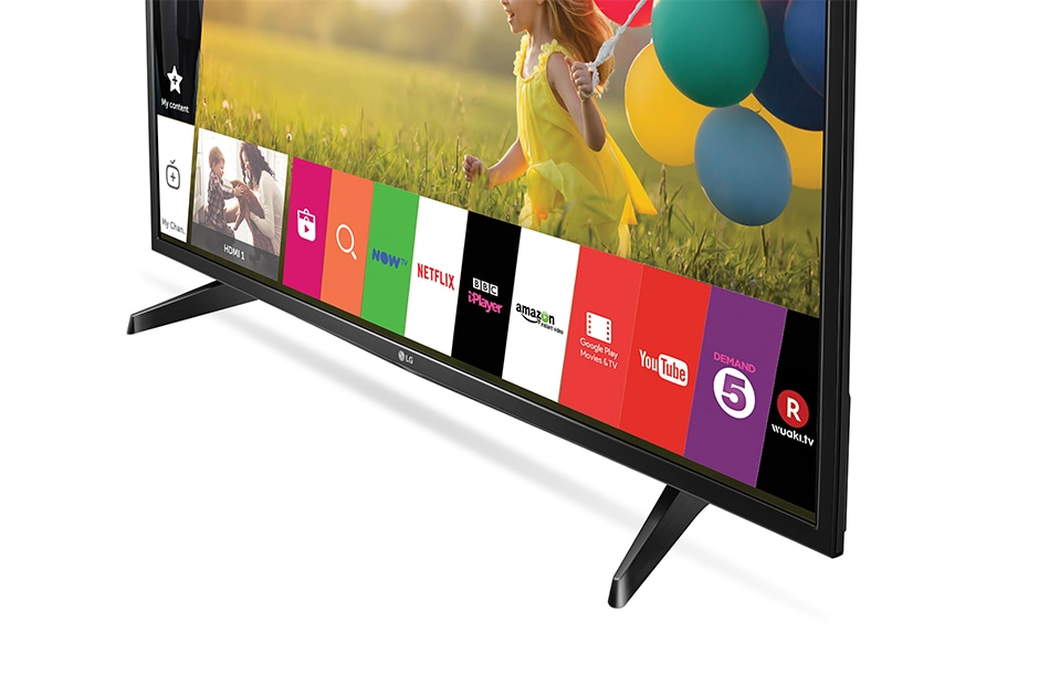 43 Inch Smart Tv With Webos Lg 43lh590v Lg Uk
