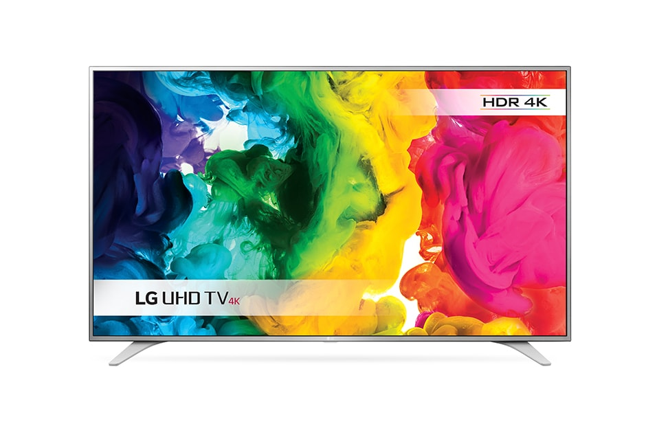 "43"" TV 43UH650V: Ultra HD TV: 4K resolution: Features"