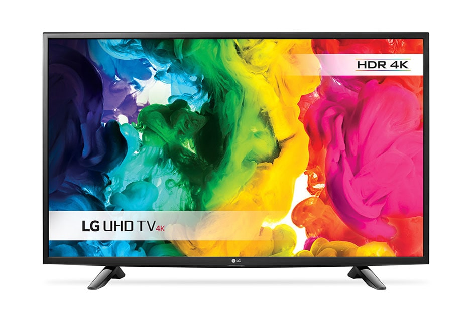 43ba570430d 43 inch ULTRA HD 4K TV