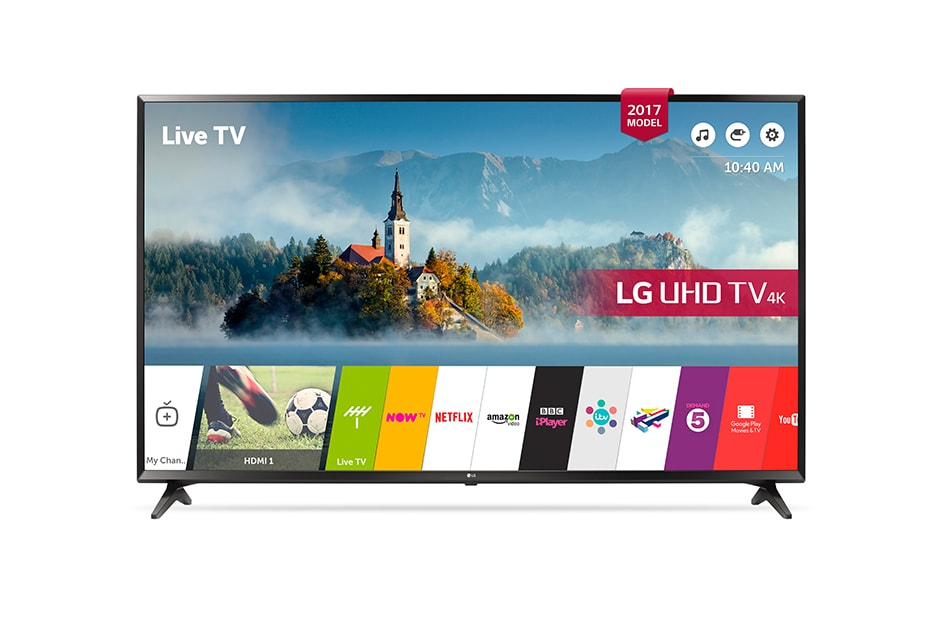 65 inch ultra hd 4k tv lg 65uj630v lg uk