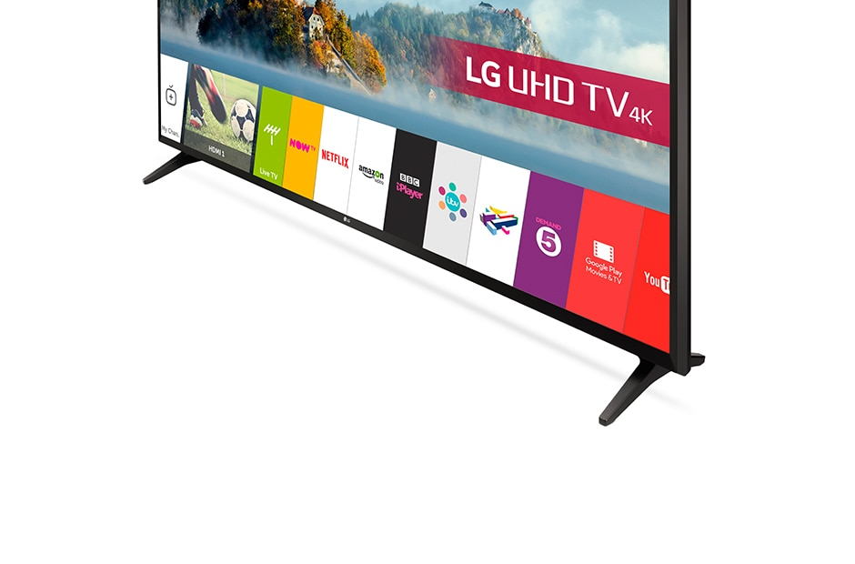 49 Inch Ultra Hd 4k Tv Lg 49uj630v Lg Uk