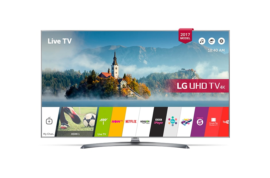65 inch ultra hd 4k tv lg 65uj750v lg uk