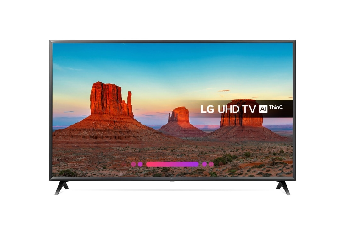 a762e2494 55 inch ULTRA HD 4K TV