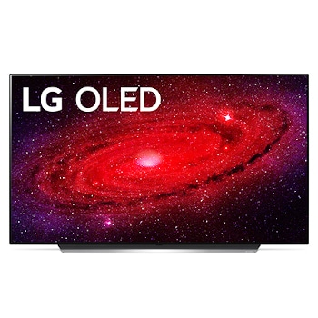 LG CX 65 inch 4K Ultra HD Smart OLED TV1