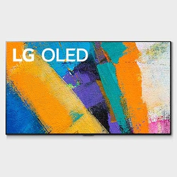 LG GX 77 inch 4K Smart OLED TV1