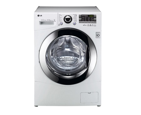 Lg F14a8rd Washing Machines 9kg 6kg Washer Dryer With 6