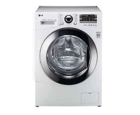 lg f14a8yd washing machines 8kg 6kg washer dryer with 6 motion dd lg electronics uk. Black Bedroom Furniture Sets. Home Design Ideas