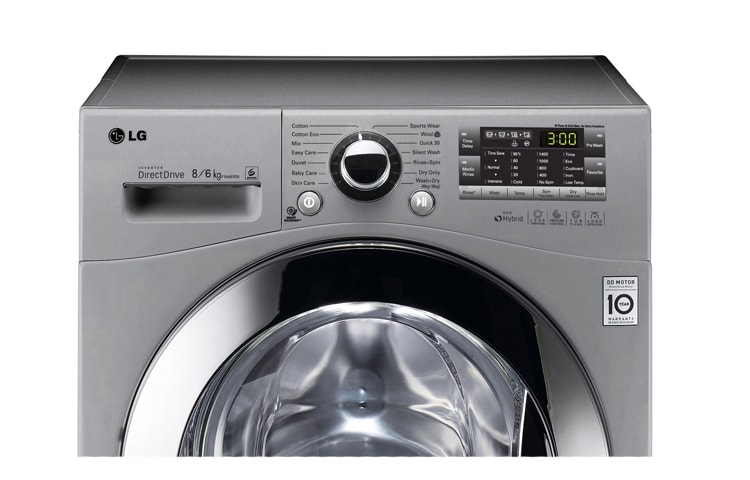 LG Washer Dryers F14A8YD5 thumbnail 4