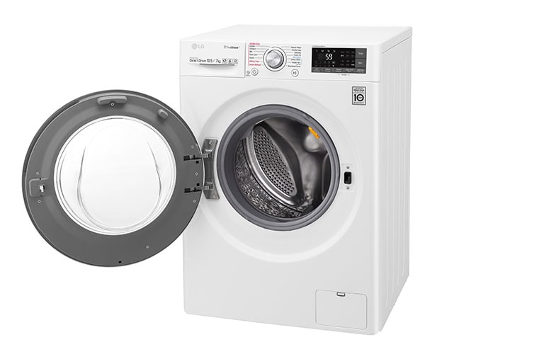lg true steam dryer how to clean sensors