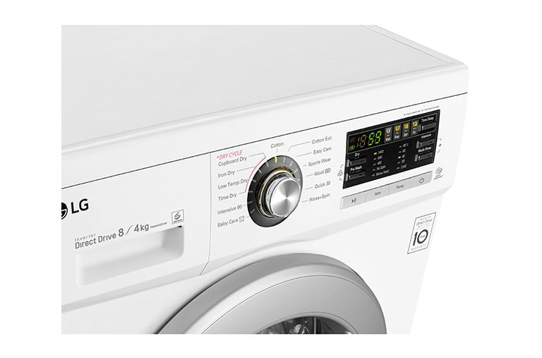 LG Washer Dryers F1496AD1 thumbnail 8