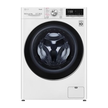 LG Turbowash™ FWV796WTSE 9kg / 6kg, 1400rpm, Washer Dryer - White1