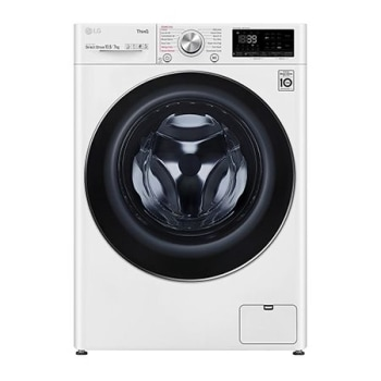LG Turbowash360™ FWV917WTSE 10.5kg / 7kg, 1400rpm, Washer Dryer - White1