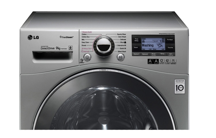 LG Washing Machines F14A7FDSA5 thumbnail 4