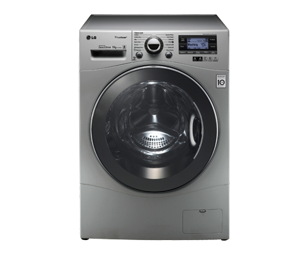 Lg F14a7fds5 Washing Machines 9kg Steam 6 Motion Dd